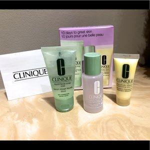 Clinique 3 Step Skin Set